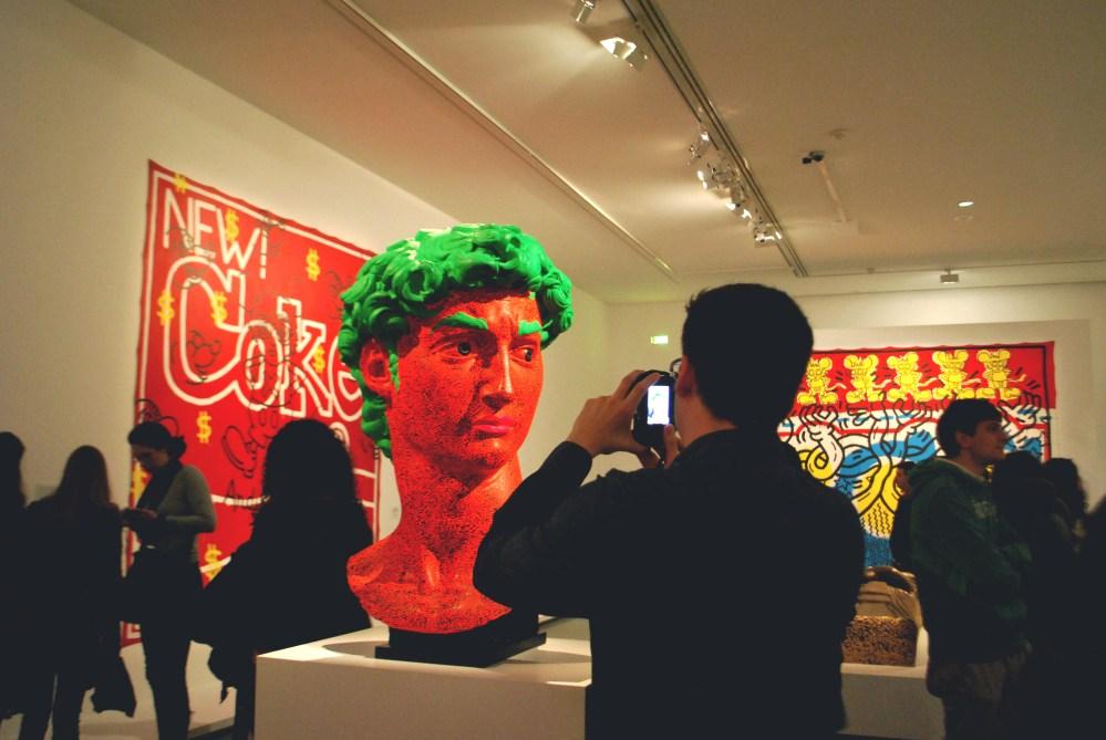 Keith Haring @MAM, Paris (5/6)