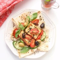 Smile and Say Cheese: How to Make Halloumi at Home & Fried Halloumi Salad