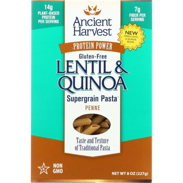 Ancient Harvest - Lentil & Quinoa Penne Pasta ( 6 - 8 OZ) %count(alt)