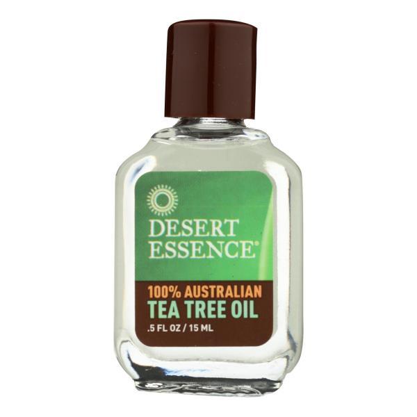 Desert Essence - Australian Tea Tree Oil - 0.5 fl oz %count(alt)