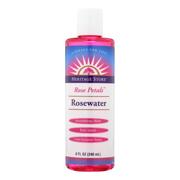 Heritage Products Rose Petals Rosewater - 8 fl oz %count(alt)