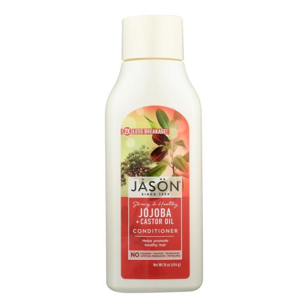 Jason Pure Natural Long and Strong Conditioner Jojoba - 16 fl oz %count(alt)