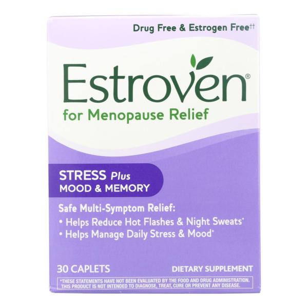 Estroven Plus Mood and Memory - 30 Caplets %count(alt)