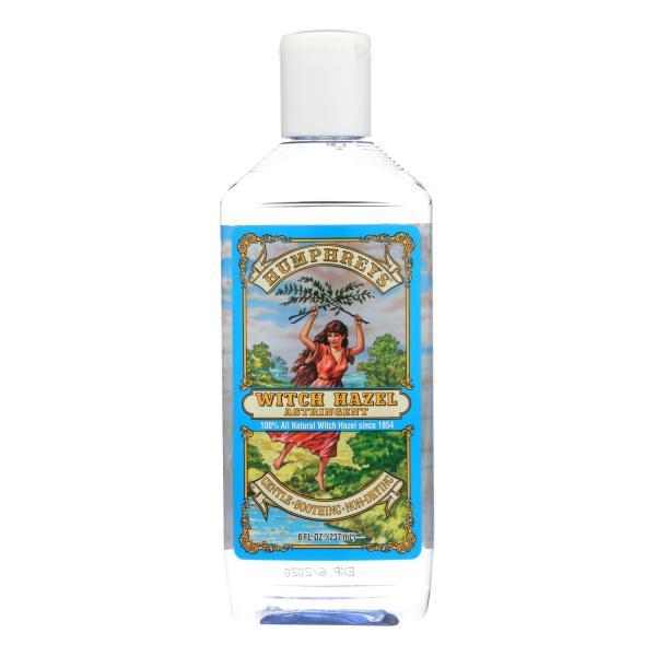 Humphrey's Homeopathic Remedy Witch Hazel Astringent - 8 fl oz %count(alt)