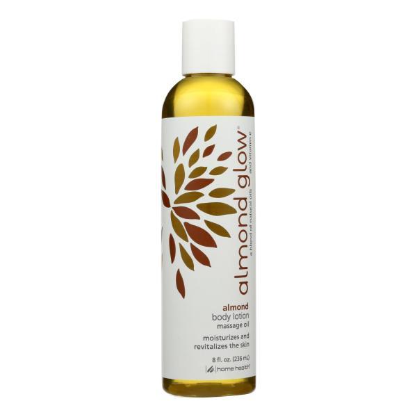 Home Health Almond Glow Skin Lotion Fragrance Free - 8 fl oz %count(alt)