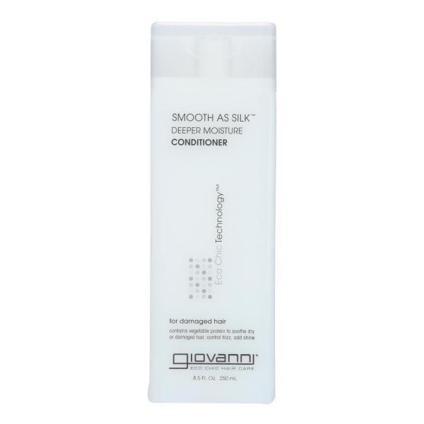 Giovanni Smooth As Silk Deeper Moisture Conditioner - 8.5 fl oz %count(alt)