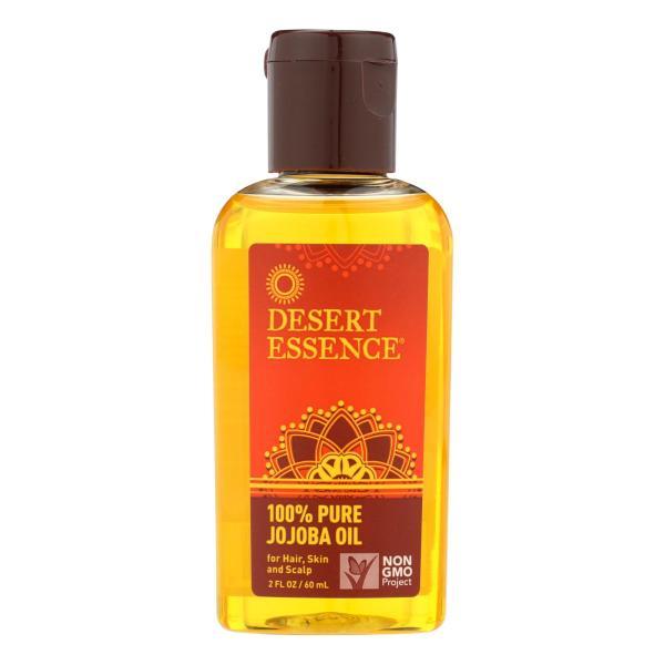 Desert Essence - 100% Pure Jojoba Oil - 2 fl oz %count(alt)