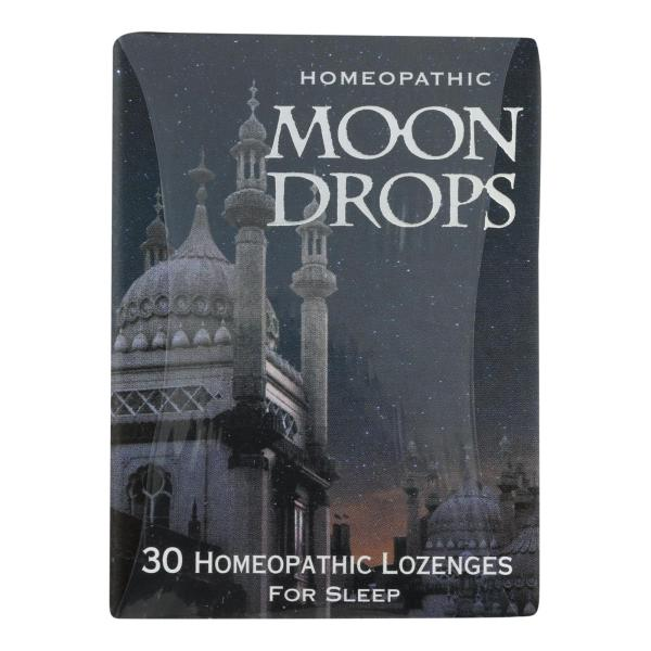 Historical Remedies Moon Drops for Sleep Aid - Case of 12 - 30 Lozenges %count(alt)