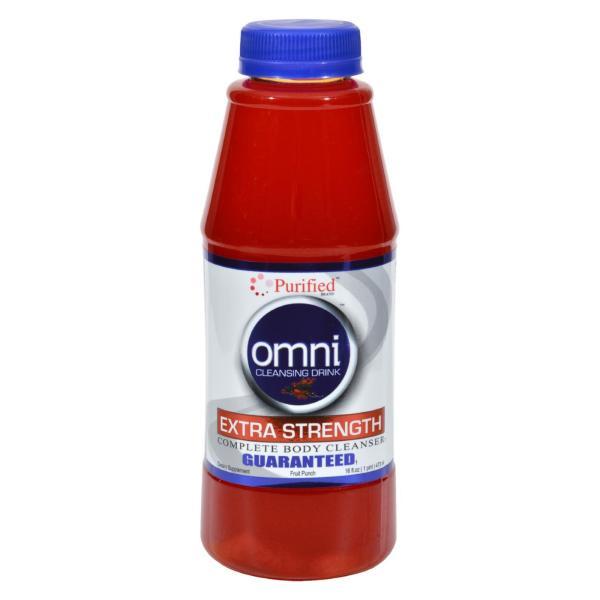 Heaven Sent Omni Cleansing Drink Fruit Punch - 16 fl oz %count(alt)