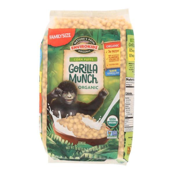 Envirokidz - Corn Puff - Gorilla Munch - Case of 6 - 23 oz. %count(alt)