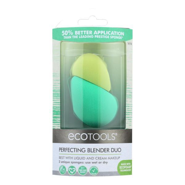 Eco Tool Sponge - Makeup - Duo - Ecofoam - Case of 2 - 1 count %count(alt)