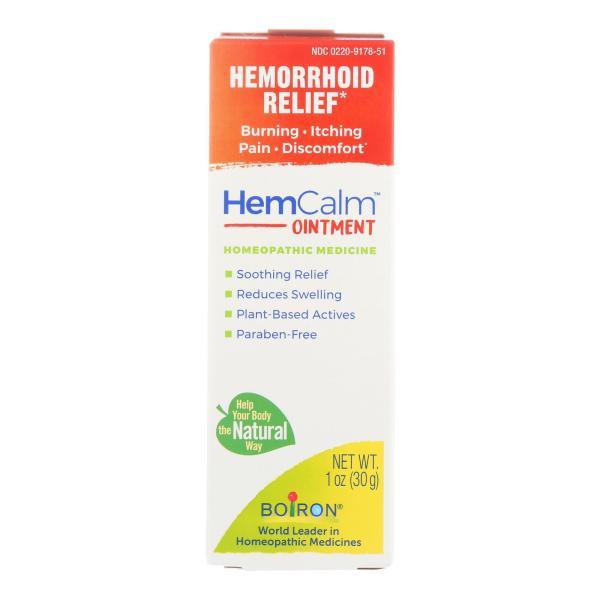 Hemcalm - Hemcalm Ointment - 1 Each 1-1 OZ %count(alt)