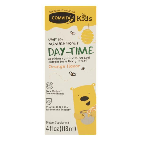 Comvita - Kd Sth Syrup Day Orange Mhny - 1 Each - 4 FZ %count(alt)