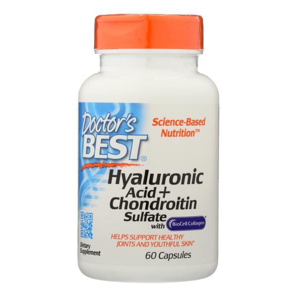 Doctor's Best - Hyalauronic Acid Chondr - 1 Each-60 CAP %count(alt)