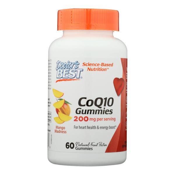 Doctor's Best - Coq10 200mg Gummies - 1 Each-60 CT %count(alt)
