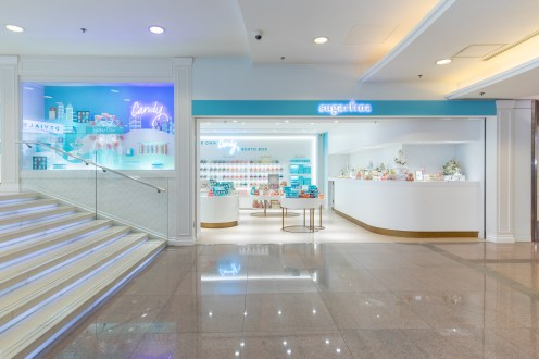 Sugarfina Hong Kong - Harbour City Boutique