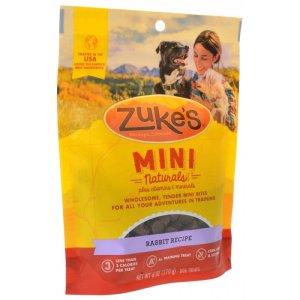 Zukes mini rabbit 6-oz front view