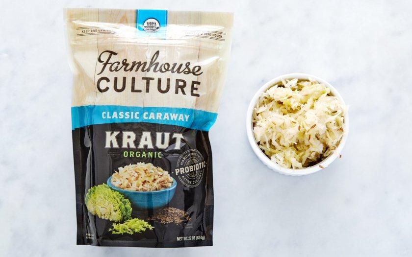 Organic Classic Caraway Kraut Farmhouse Culture SF Bay
