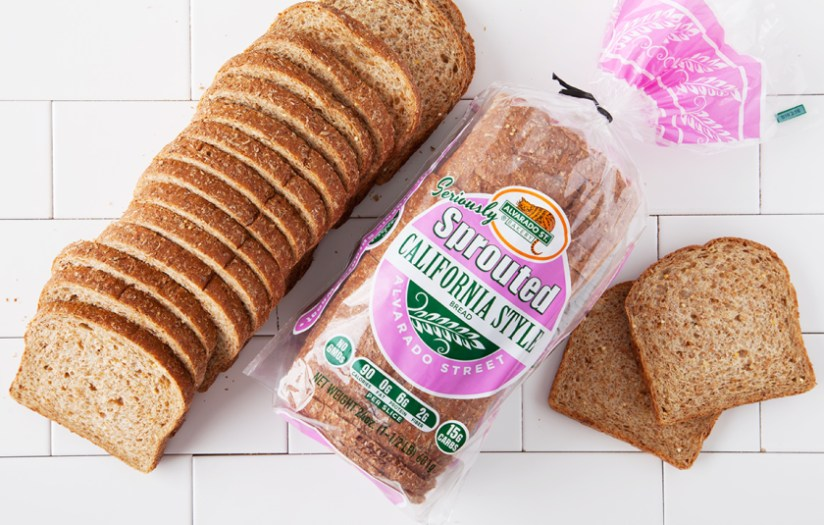 Sprouted California Style Protein Bread Alvarado Street