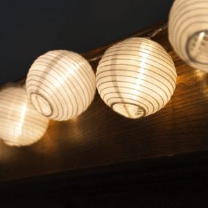 tent canopy lights 16ft 3 mini nylon string indoor outdoor