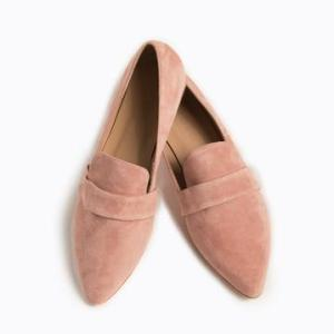 Evening Slide Dusty Rose Shoes