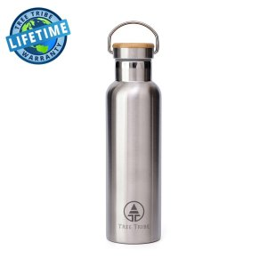 Tree Tribe - Stainless Steel Water Bottle