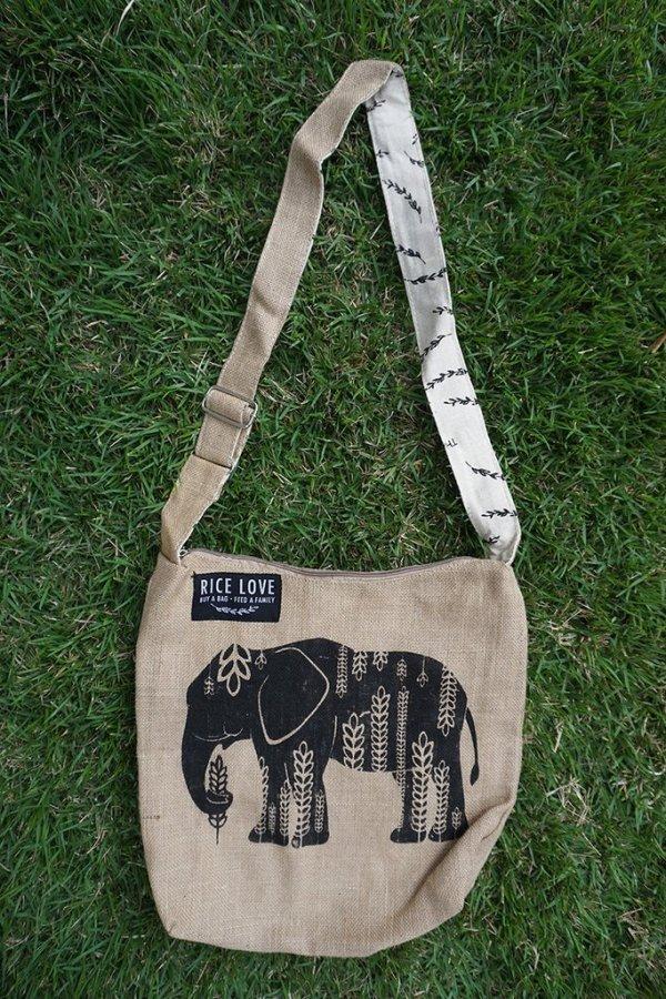 Rice Love Artist Series-Elephant