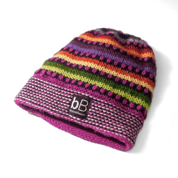 Beyond Beanie Pink Rainbow Kids