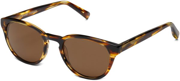 Warby Parker - Percey in Striped Sassafrass