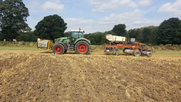 Our custom built OSR drill 3m