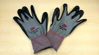 重作業用の手袋