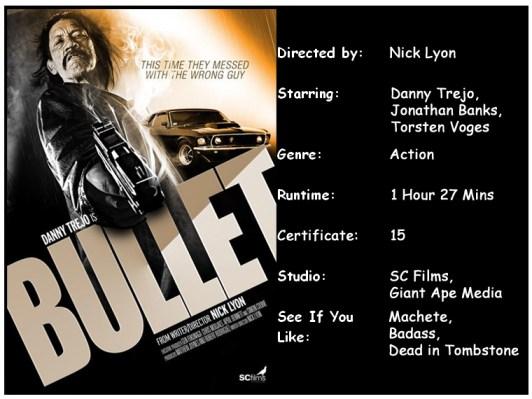 Bullet movie info