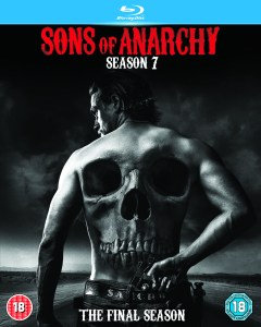 Sons of Anarchy Season 7 2D BR