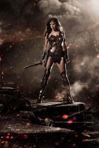 Wonder Woman Gal Gadot first look