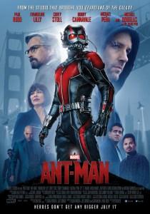 Ant-Man UK Poster