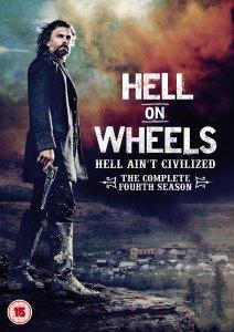 Hell On Wheels S4 Packshot