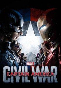Captain America Civil War International poster