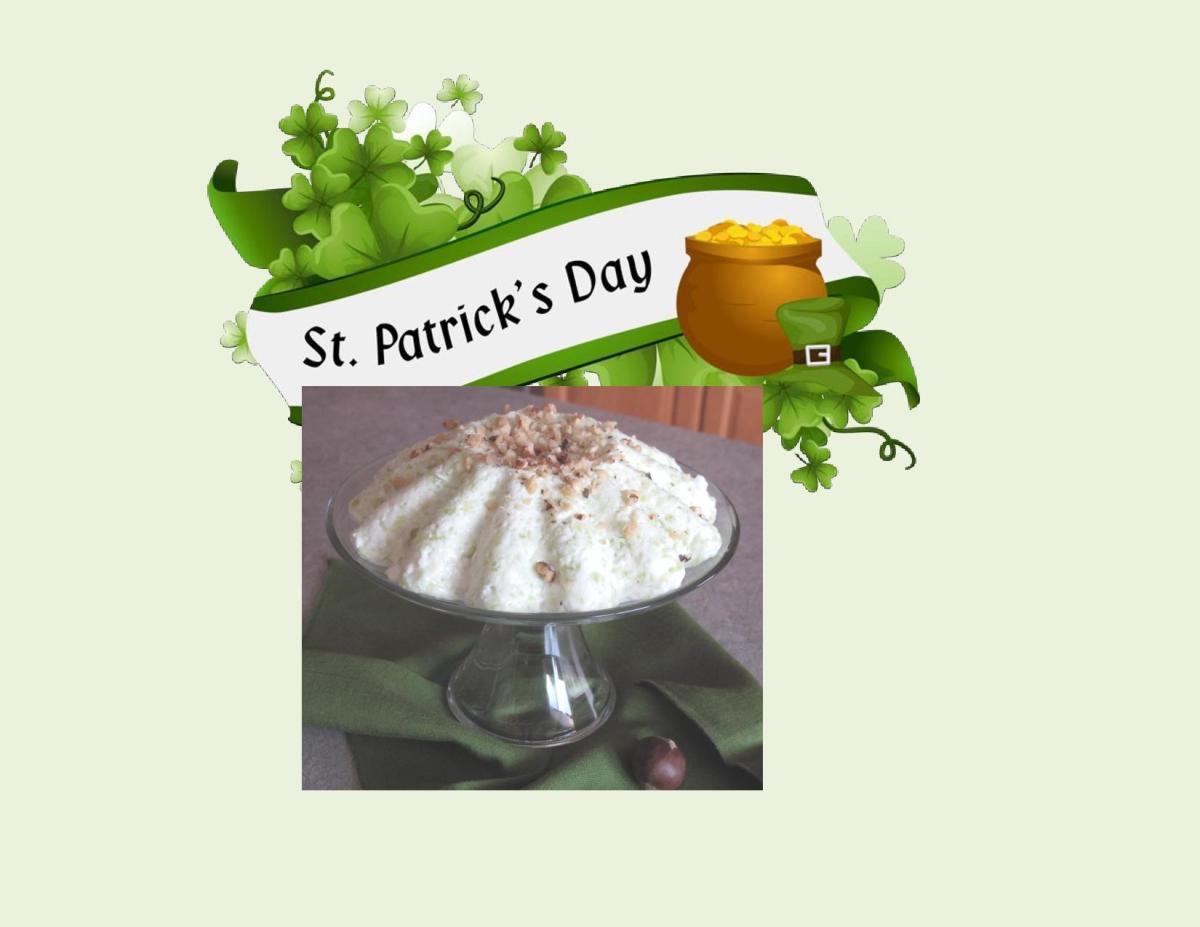 'St. Patrick's Day' Salad