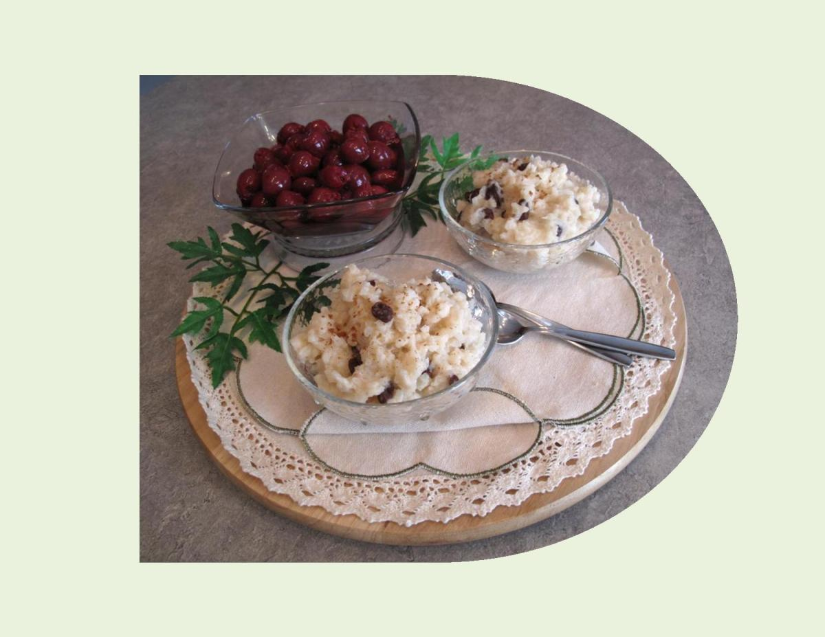 Milchreis – German Rice Pudding