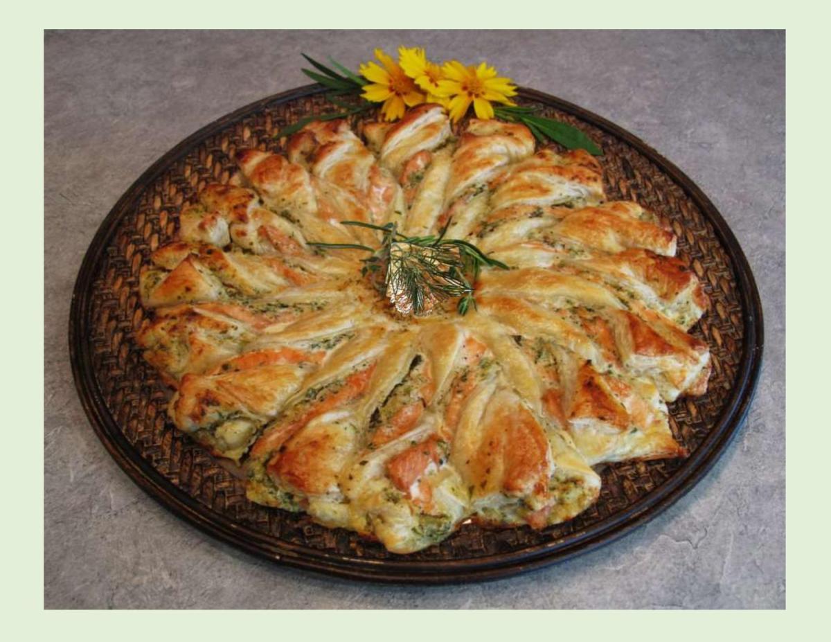 Seafood Tarte Soleil