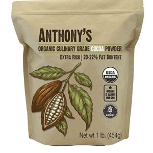 Anthony's Organic Culinary Grade Cocoa Powder