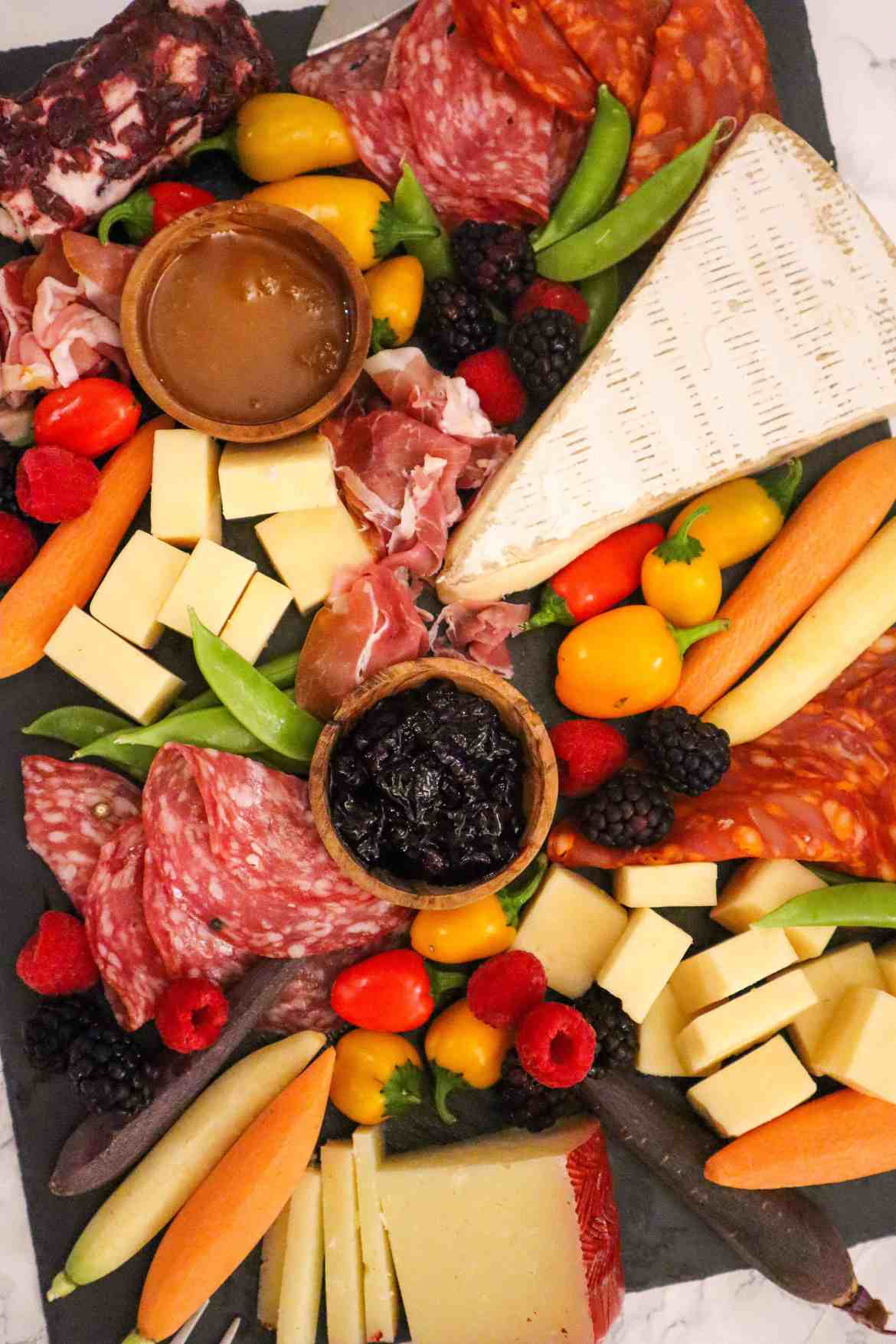 How to make a charcuterie board at home