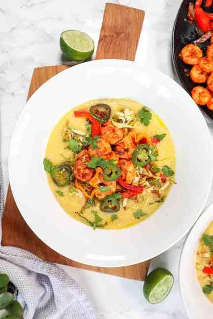 main polenta brunch recipe