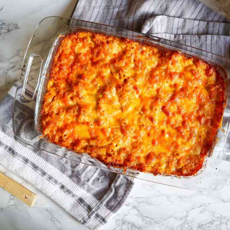 The Best Mac and Cheese