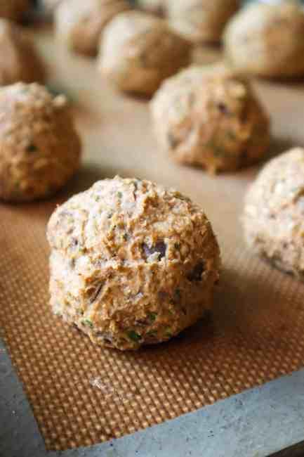 how to make vegan meatballs gf