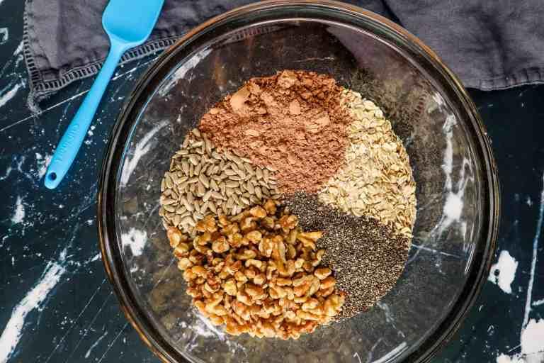 Granola Ingredients healthy