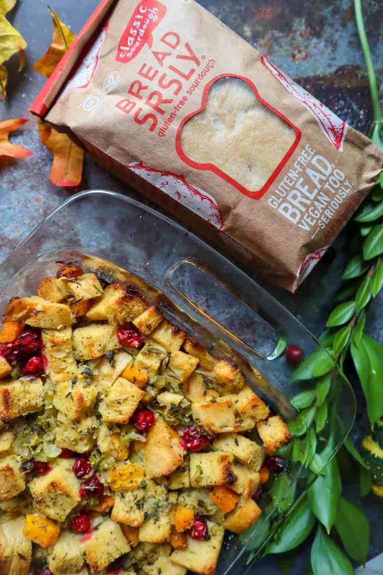 best gluten free stuffing recipe