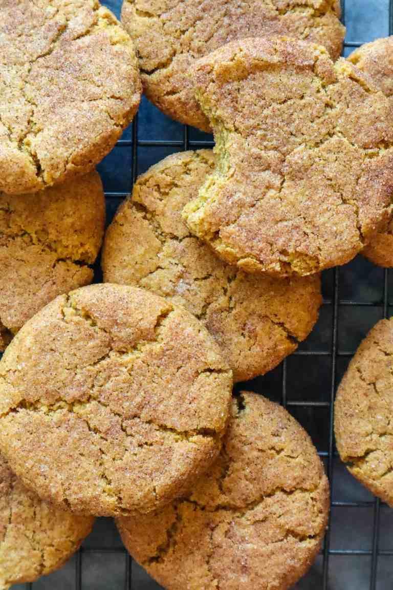 the best homemade snickerdoodle cookies gluten free