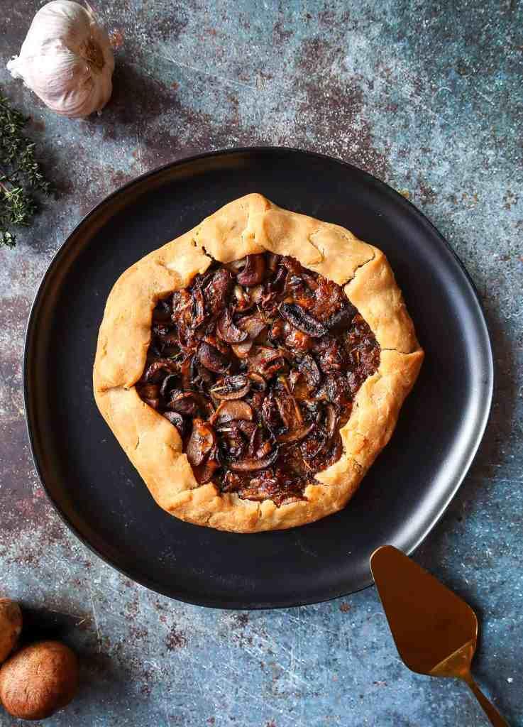 Easy Galette Recipe Gluten Free