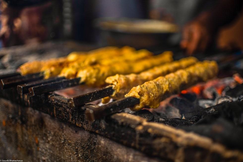Chicken Special Kabab and Chicken Malai Kabab, Al Baik, Zakaria Street